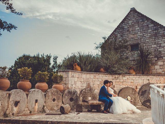 Il matrimonio di Daniela e Ivo a Alberobello, Bari 85