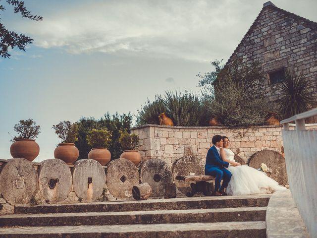 Il matrimonio di Daniela e Ivo a Alberobello, Bari 1