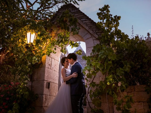 Il matrimonio di Daniela e Ivo a Alberobello, Bari 86