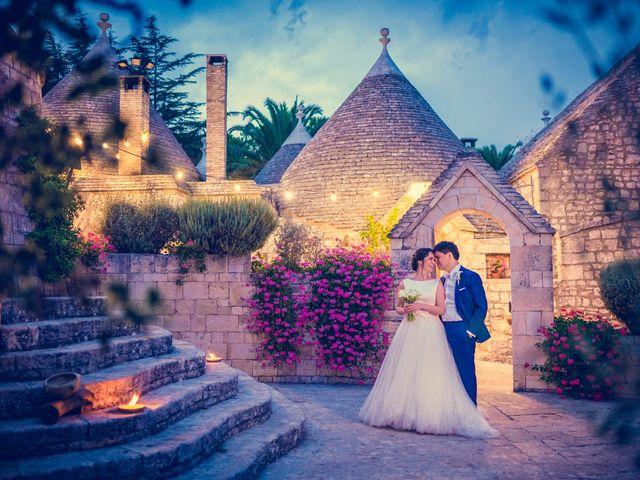 Il matrimonio di Daniela e Ivo a Alberobello, Bari 87