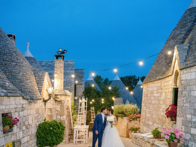 Il matrimonio di Daniela e Ivo a Alberobello, Bari 2