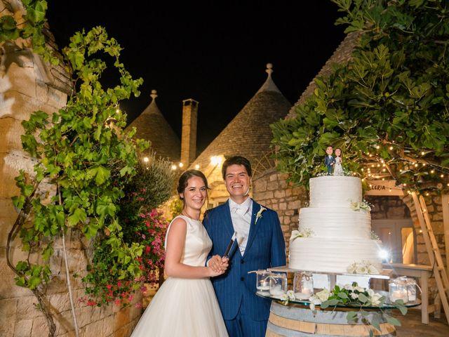 Il matrimonio di Daniela e Ivo a Alberobello, Bari 89
