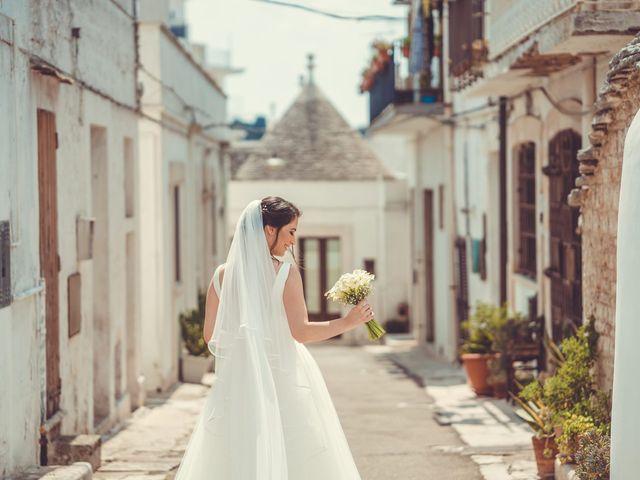 Il matrimonio di Daniela e Ivo a Alberobello, Bari 109