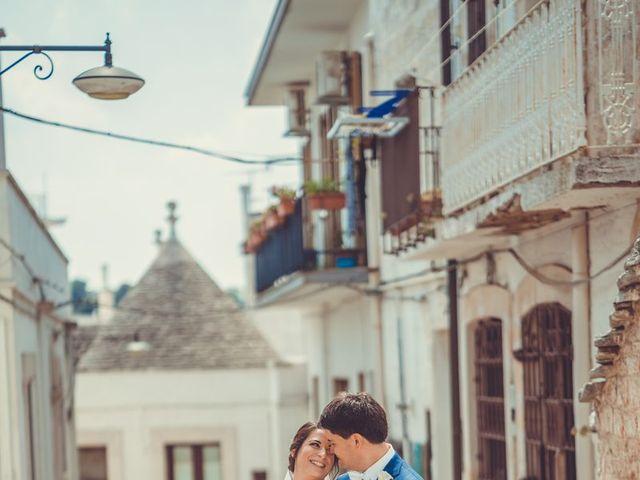 Il matrimonio di Daniela e Ivo a Alberobello, Bari 111