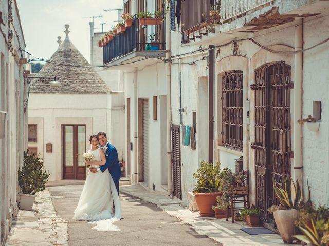 Il matrimonio di Daniela e Ivo a Alberobello, Bari 112
