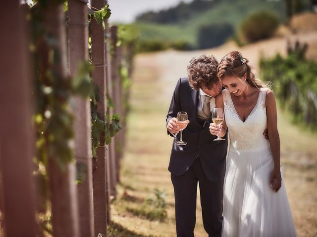 Le nozze di Jennifer e Michele