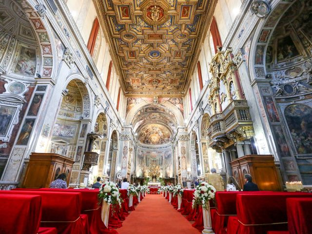 Il matrimonio di Francesca e Daniele a Roma, Roma 22