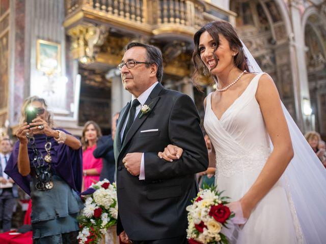 Il matrimonio di Francesca e Daniele a Roma, Roma 24