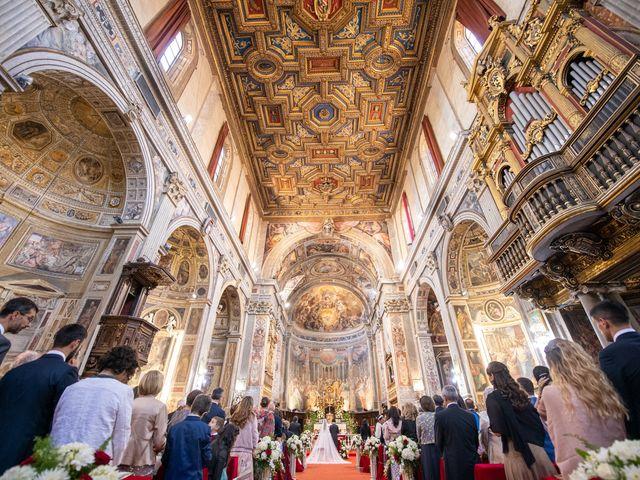 Il matrimonio di Francesca e Daniele a Roma, Roma 25