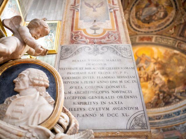 Il matrimonio di Francesca e Daniele a Roma, Roma 27