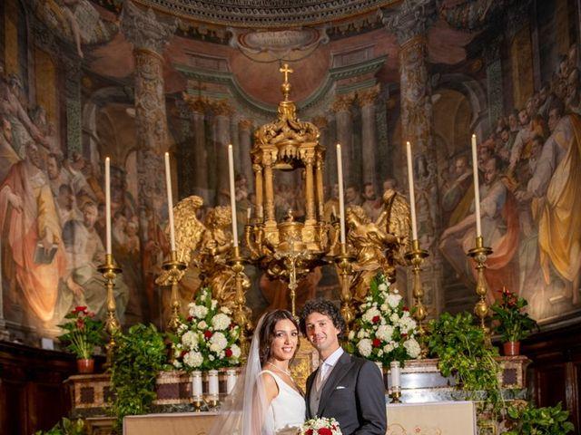 Il matrimonio di Francesca e Daniele a Roma, Roma 30