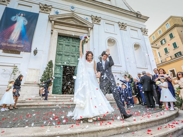 Il matrimonio di Francesca e Daniele a Roma, Roma 31