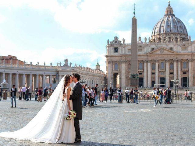 Il matrimonio di Francesca e Daniele a Roma, Roma 35