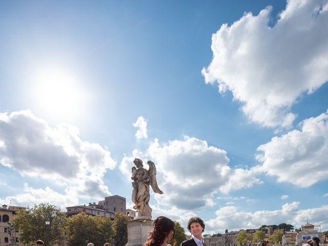 Il matrimonio di Francesca e Daniele a Roma, Roma 36