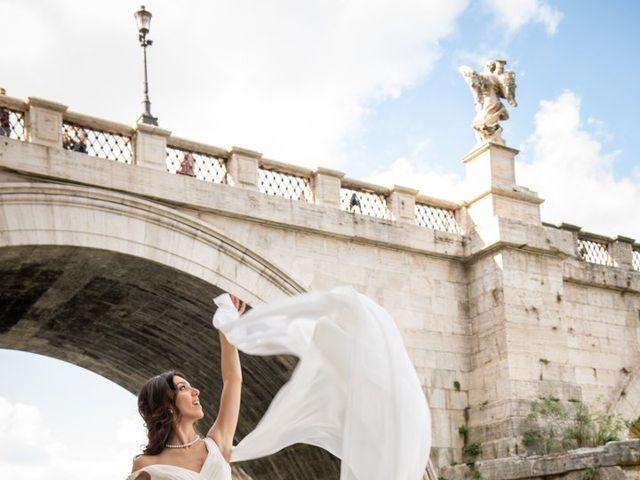 Il matrimonio di Francesca e Daniele a Roma, Roma 37