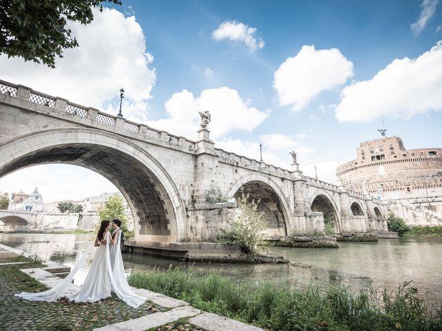 Il matrimonio di Francesca e Daniele a Roma, Roma 38