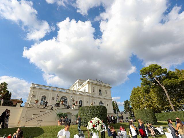 Il matrimonio di Francesca e Daniele a Roma, Roma 43