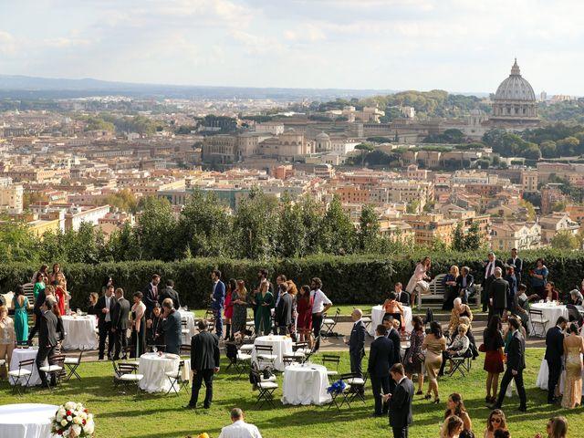 Il matrimonio di Francesca e Daniele a Roma, Roma 44