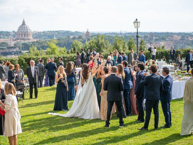 Il matrimonio di Francesca e Daniele a Roma, Roma 46