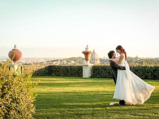 Il matrimonio di Francesca e Daniele a Roma, Roma 54
