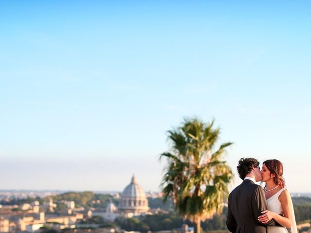 Il matrimonio di Francesca e Daniele a Roma, Roma 56