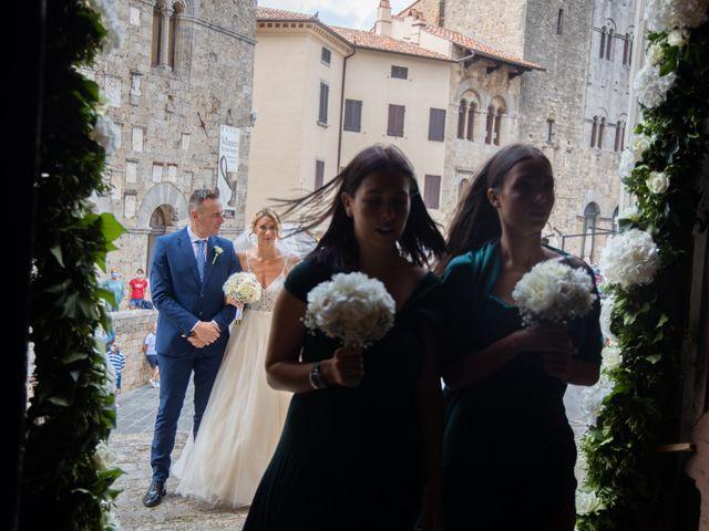 Il matrimonio di Valentina e Stefano a Massa Marittima, Grosseto 33