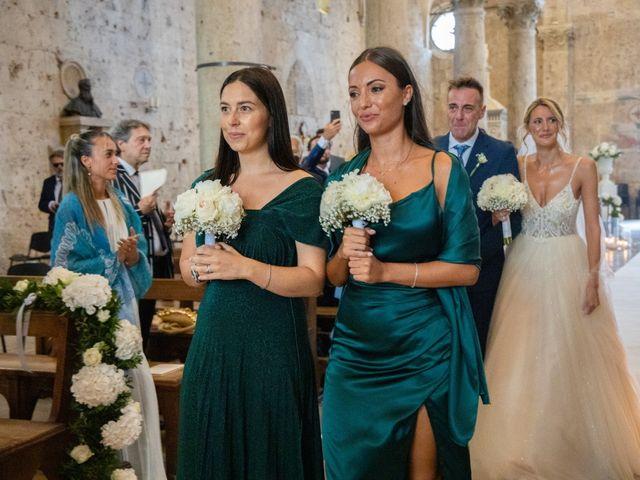 Il matrimonio di Valentina e Stefano a Massa Marittima, Grosseto 35