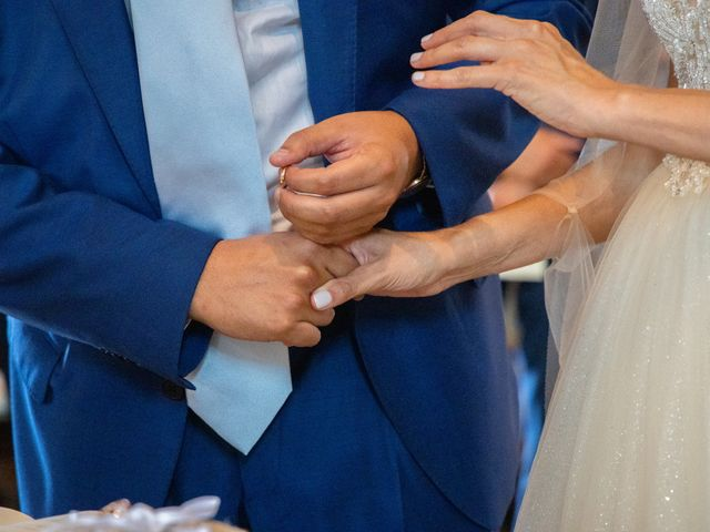 Il matrimonio di Valentina e Stefano a Massa Marittima, Grosseto 39