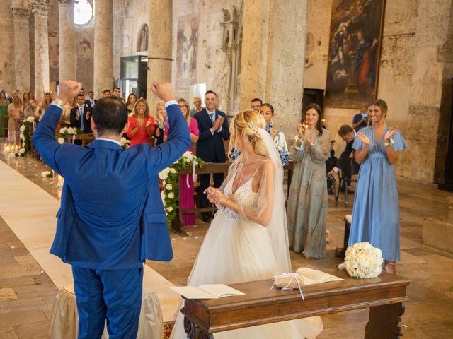 Il matrimonio di Valentina e Stefano a Massa Marittima, Grosseto 41