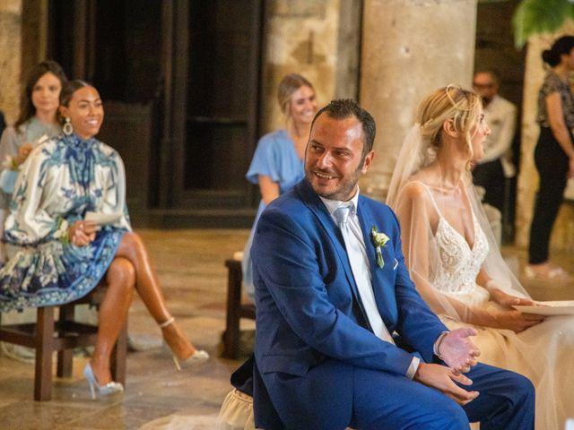 Il matrimonio di Valentina e Stefano a Massa Marittima, Grosseto 42