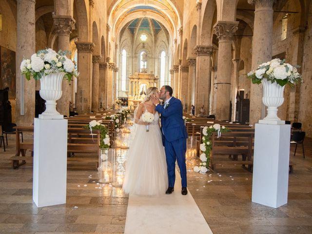 Il matrimonio di Valentina e Stefano a Massa Marittima, Grosseto 43