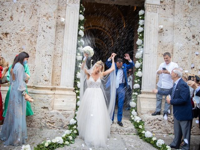 Il matrimonio di Valentina e Stefano a Massa Marittima, Grosseto 45