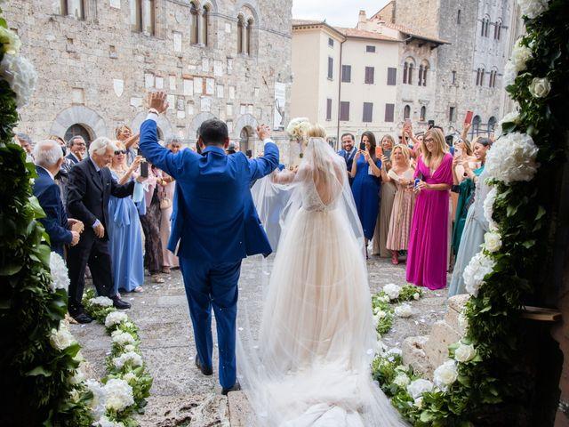 Il matrimonio di Valentina e Stefano a Massa Marittima, Grosseto 46