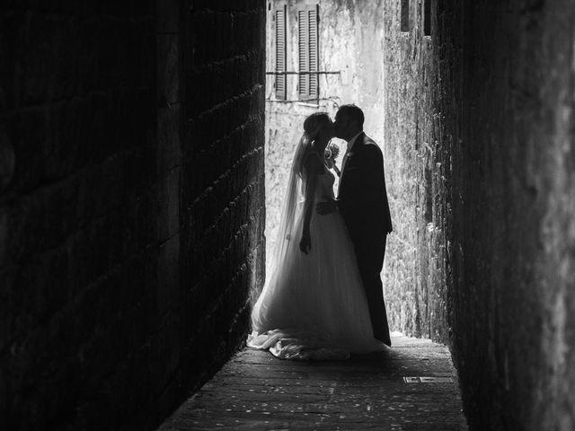 Il matrimonio di Valentina e Stefano a Massa Marittima, Grosseto 49