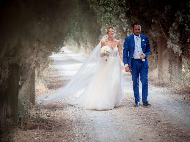 Le nozze di Stefano e Valentina