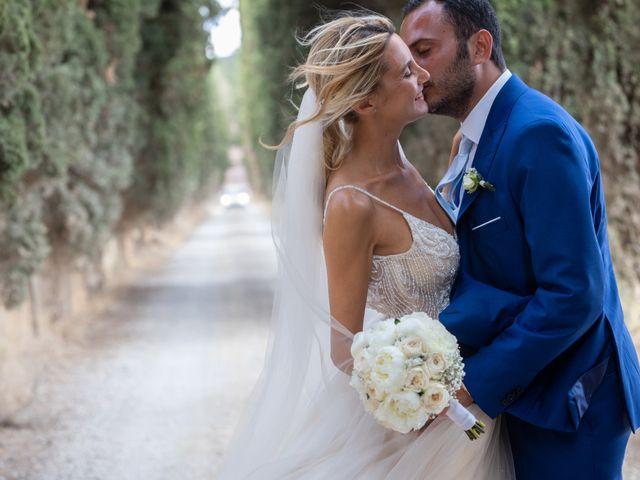 Il matrimonio di Valentina e Stefano a Massa Marittima, Grosseto 1