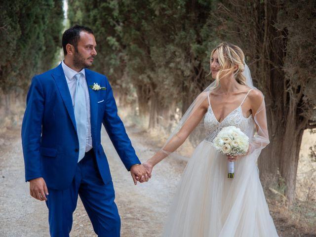 Il matrimonio di Valentina e Stefano a Massa Marittima, Grosseto 53
