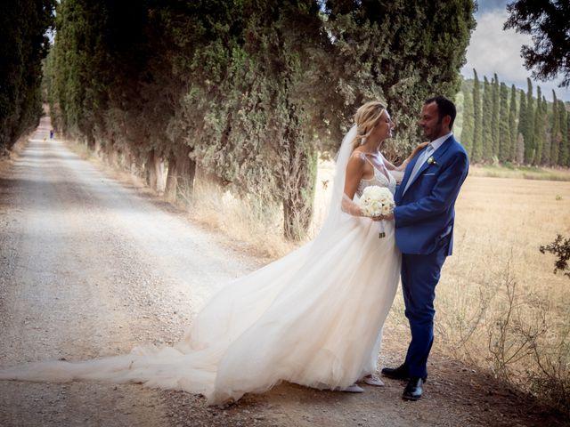 Il matrimonio di Valentina e Stefano a Massa Marittima, Grosseto 54