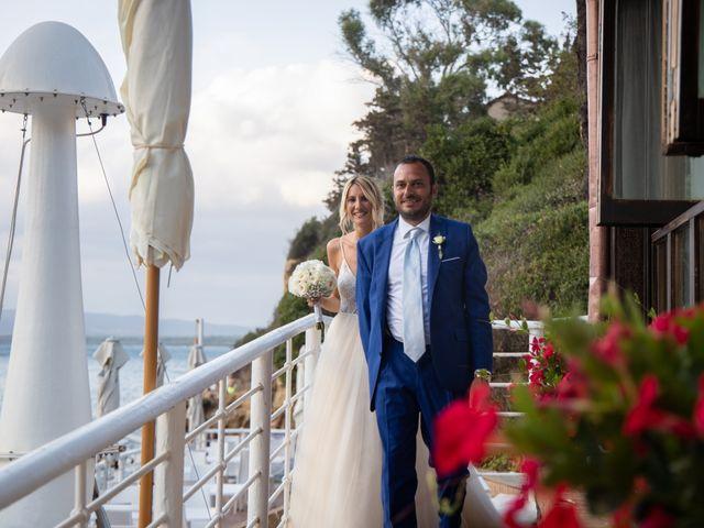 Il matrimonio di Valentina e Stefano a Massa Marittima, Grosseto 55