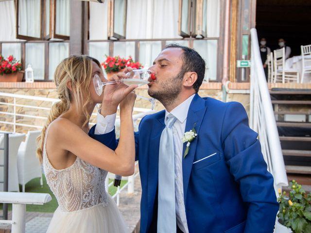 Il matrimonio di Valentina e Stefano a Massa Marittima, Grosseto 57