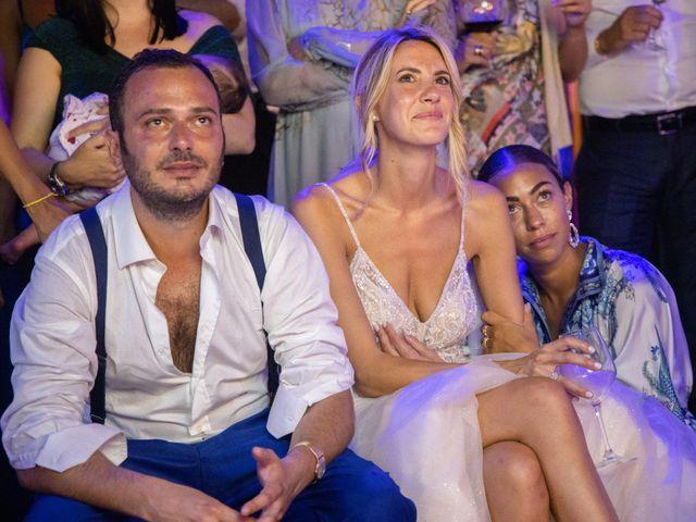 Il matrimonio di Valentina e Stefano a Massa Marittima, Grosseto 76