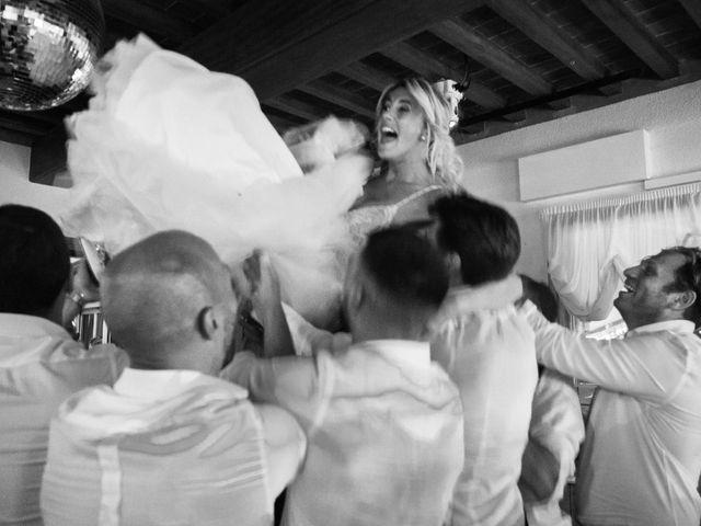 Il matrimonio di Valentina e Stefano a Massa Marittima, Grosseto 78