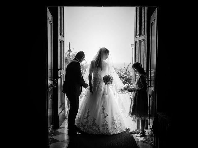 Il matrimonio di Mattia e Benedetta a Borso del Grappa, Treviso 11