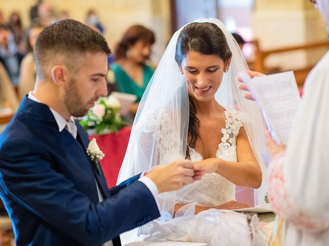 Il matrimonio di Mattia e Benedetta a Borso del Grappa, Treviso 13