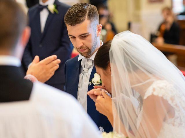 Il matrimonio di Mattia e Benedetta a Borso del Grappa, Treviso 14