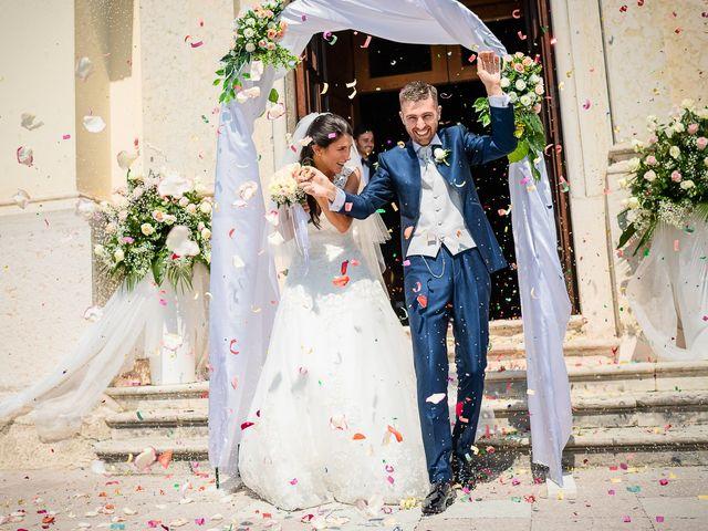 Il matrimonio di Mattia e Benedetta a Borso del Grappa, Treviso 16
