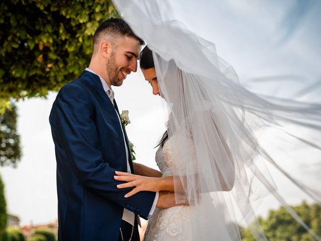 Il matrimonio di Mattia e Benedetta a Borso del Grappa, Treviso 18
