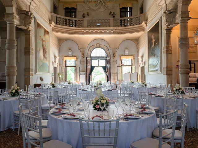 Il matrimonio di Mattia e Benedetta a Borso del Grappa, Treviso 19