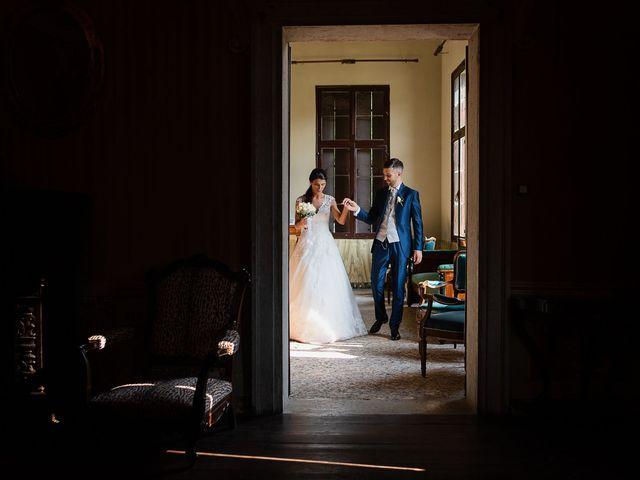 Il matrimonio di Mattia e Benedetta a Borso del Grappa, Treviso 26