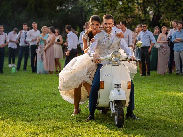 Il matrimonio di Mattia e Benedetta a Borso del Grappa, Treviso 28